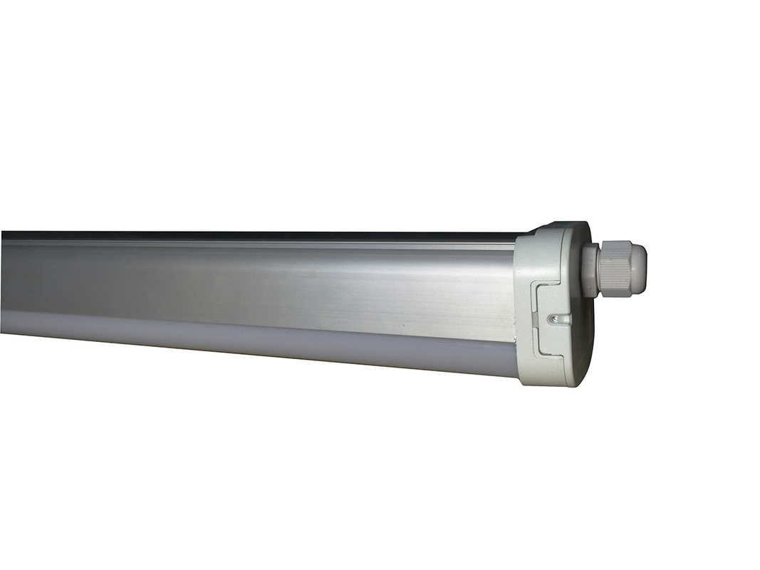 Cold White Outside 2 Foot LED Tri Proof Light 24 Watts Pc + Alum Material For Offfice