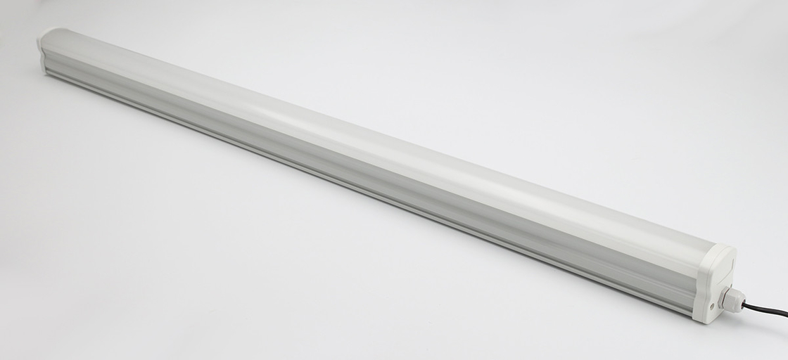 5ft 48W High Lumens LED Batten Light,mix color extrusion, 85 ~ 265V 1500mm Led Batten Fitting