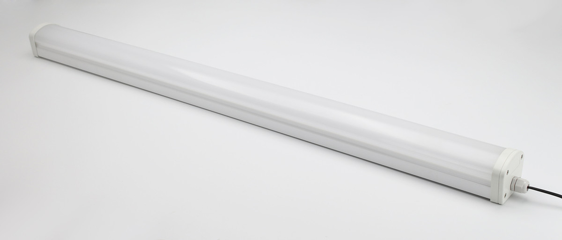 High Transparency 5 Foot LED Batten Light , Energy Efficient 1500mm Led Light Fittings